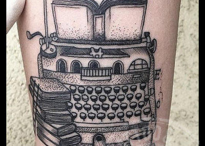 TYPE-WRITER